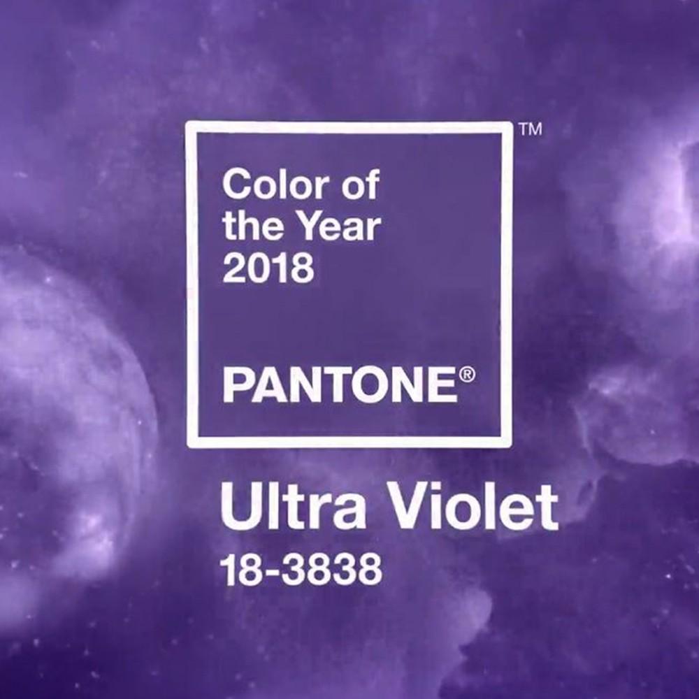 2018'in Pantone Rengi!