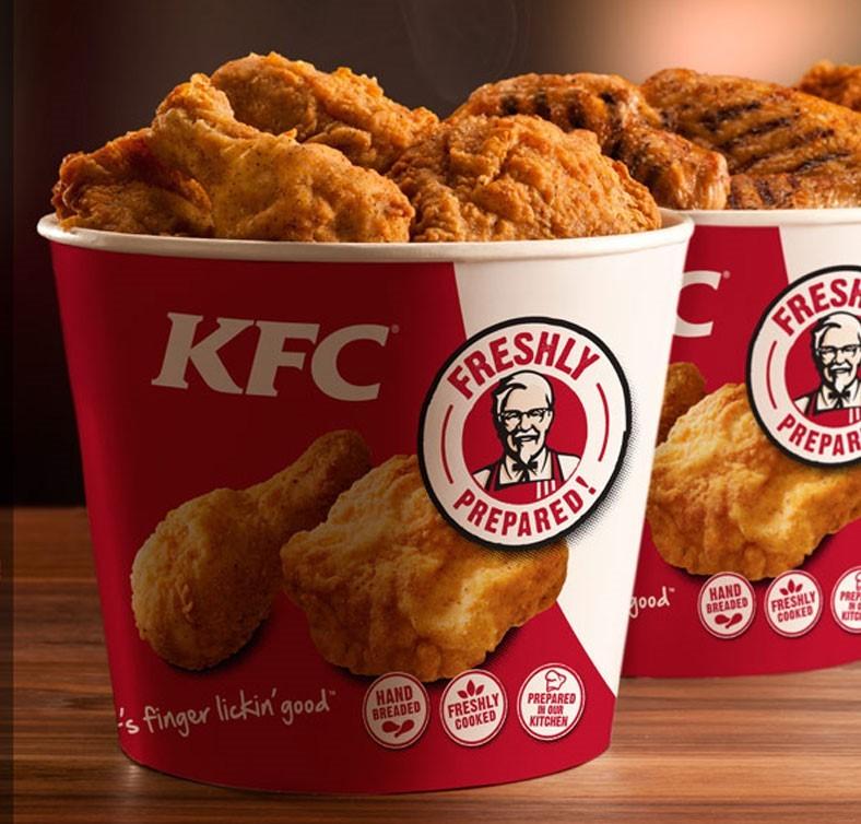 Acıktıysan KFC