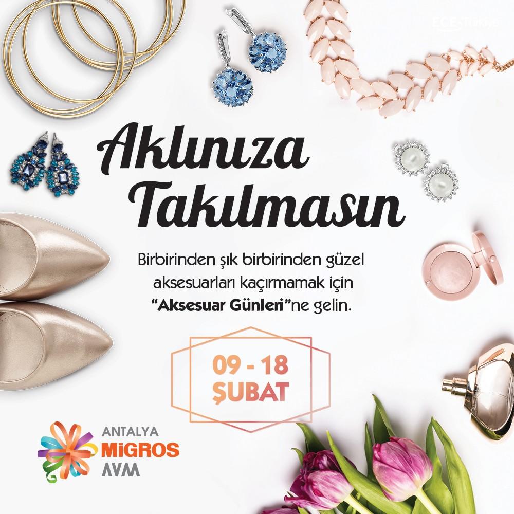 Aklınıza Takılmasın, Sevgililer Günü hediyeleri #AntalyaMigros AVM'de!