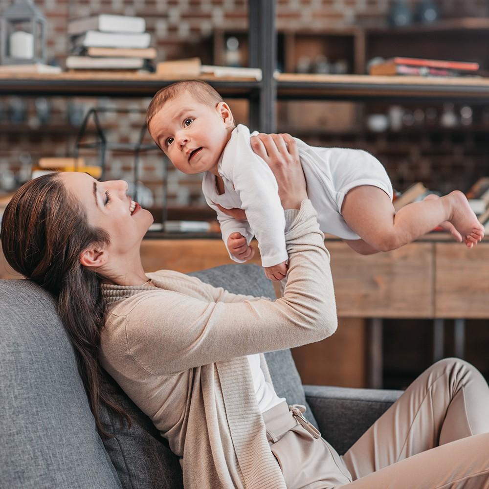 Bebeğinizle Birbirinize Ne Kadar Bağlısınız?