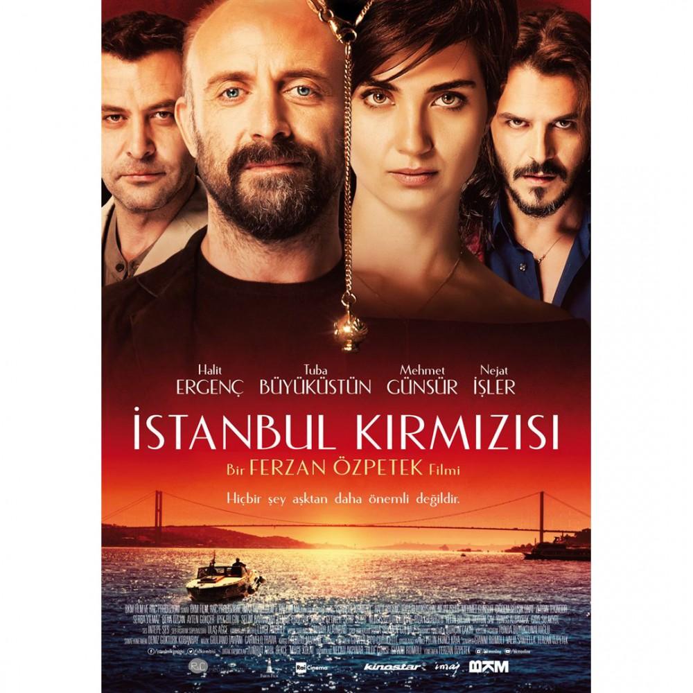 """Merakla Beklenen Film: """"İstanbul Kırmızısı"""""""