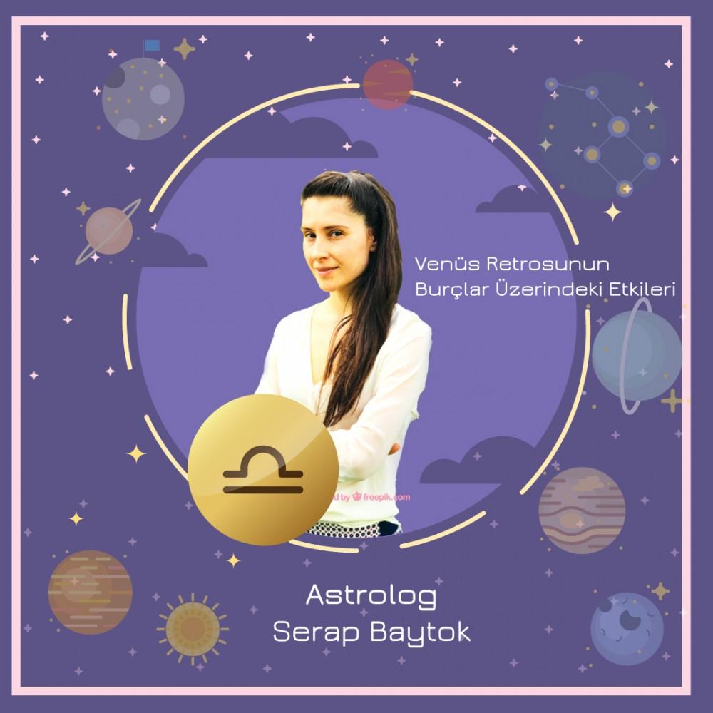 Venüs Retrosunun Burçlar Üzerindeki Etkileri