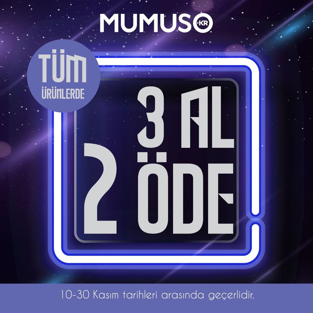 10-30 Kasım tarihleri arasında Mumuso'ya mutlaka uğramalısın!