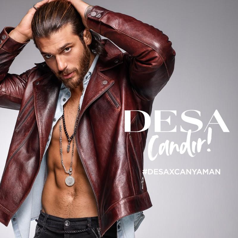 2018/19 DesaxCanYaman koleksiyonu baya iyi!  #AntalyaMigros AVM Desa mağazasında keşfedebilirsiniz.
