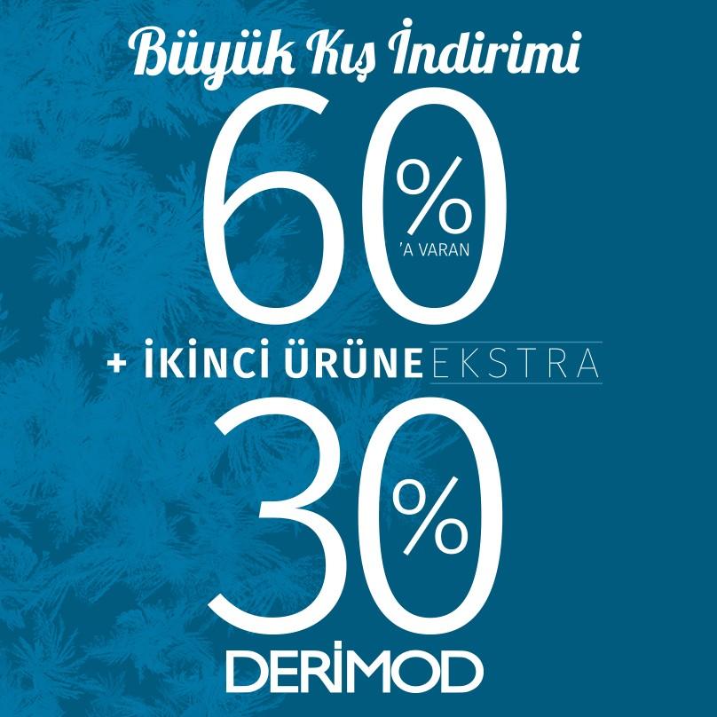 Antalya Migros Derimod'da dev indirim!