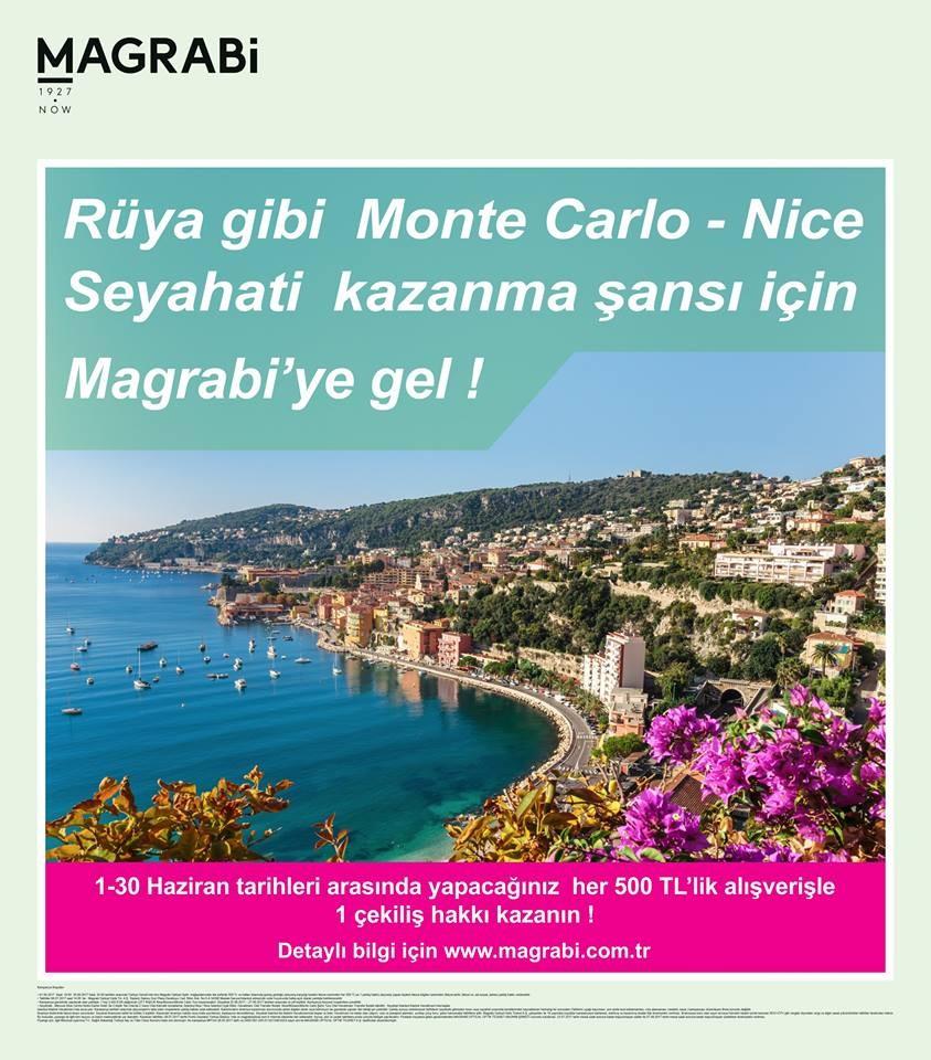 Antalya Migros Magrabi'den Rüya Gibi Kampanya!