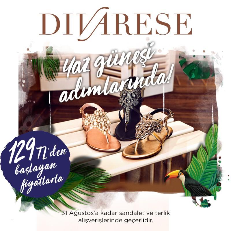 #AntalyaMigros AVM, Divarese'da Sandalet Karnavalı'nda özel fiyatlarla her adım karnaval!