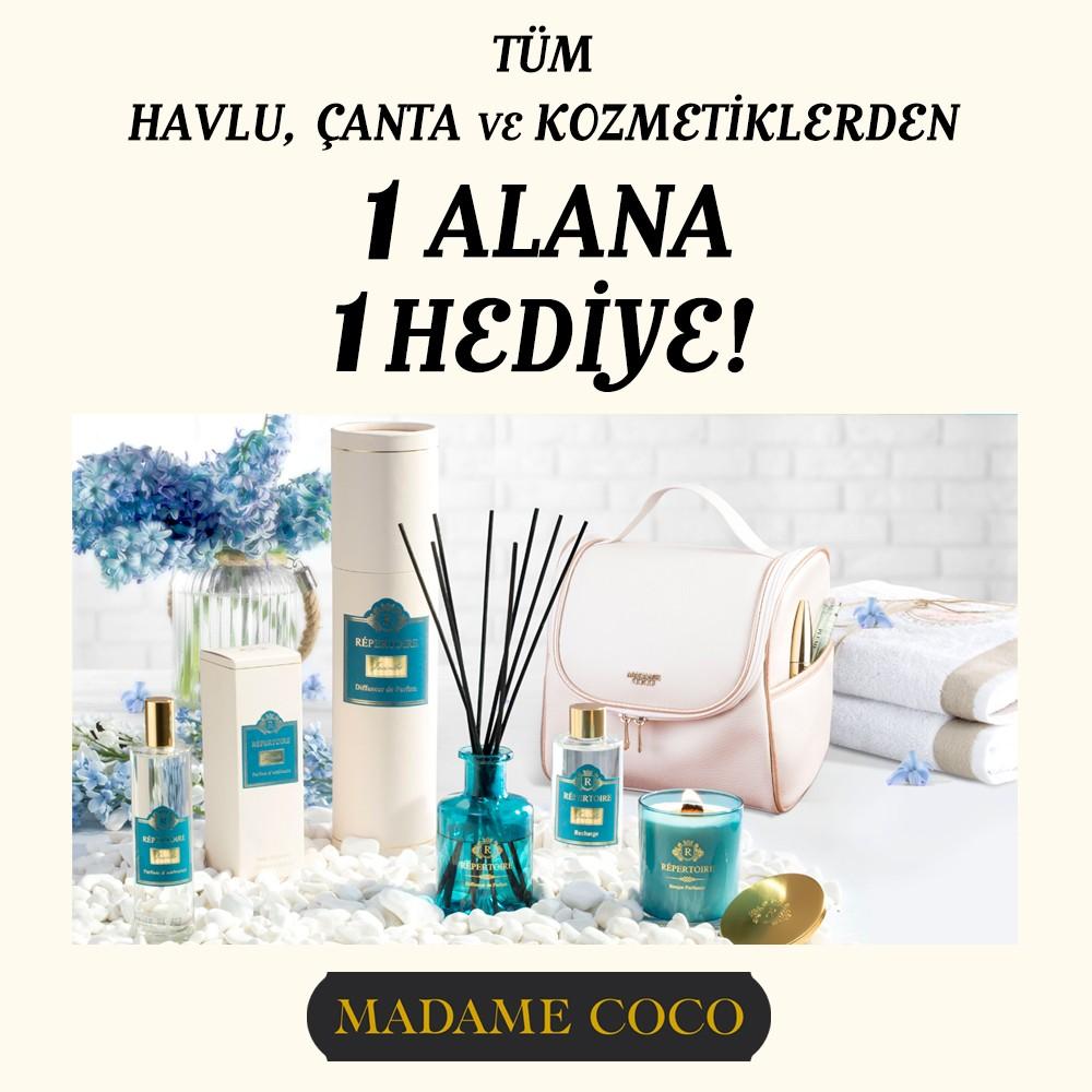 #AntalyaMigros AVM Madama Coco'da #8MartDünyaKadınlarGünü'ne özel tüm havlu, çanta v kozmetiklerden 1 alana, 1 hediye!