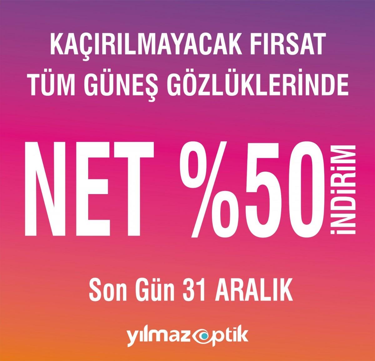#AntalyaMigros AVM Yılmaz Optik'te kaçırılmayacak fırsat!