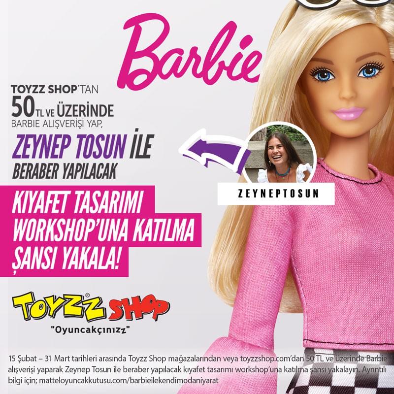 Barbie İle Kendi Modanı Yarat!