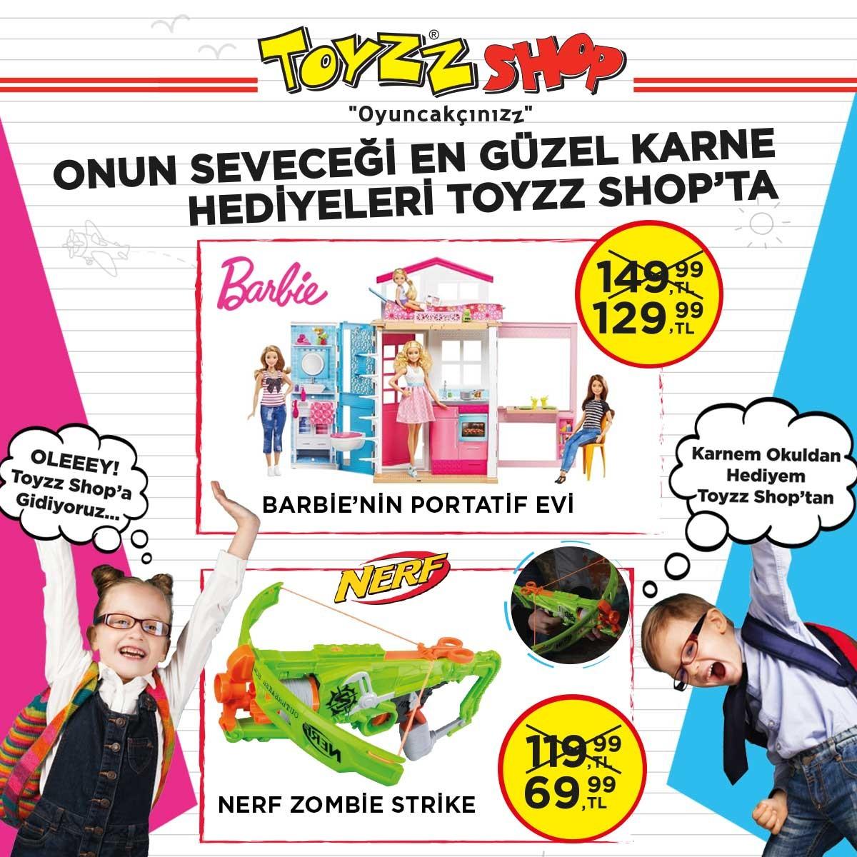 En Güzel Karne Hediyeleri #AntalyaMigros AVM Toyzz Shop'da!