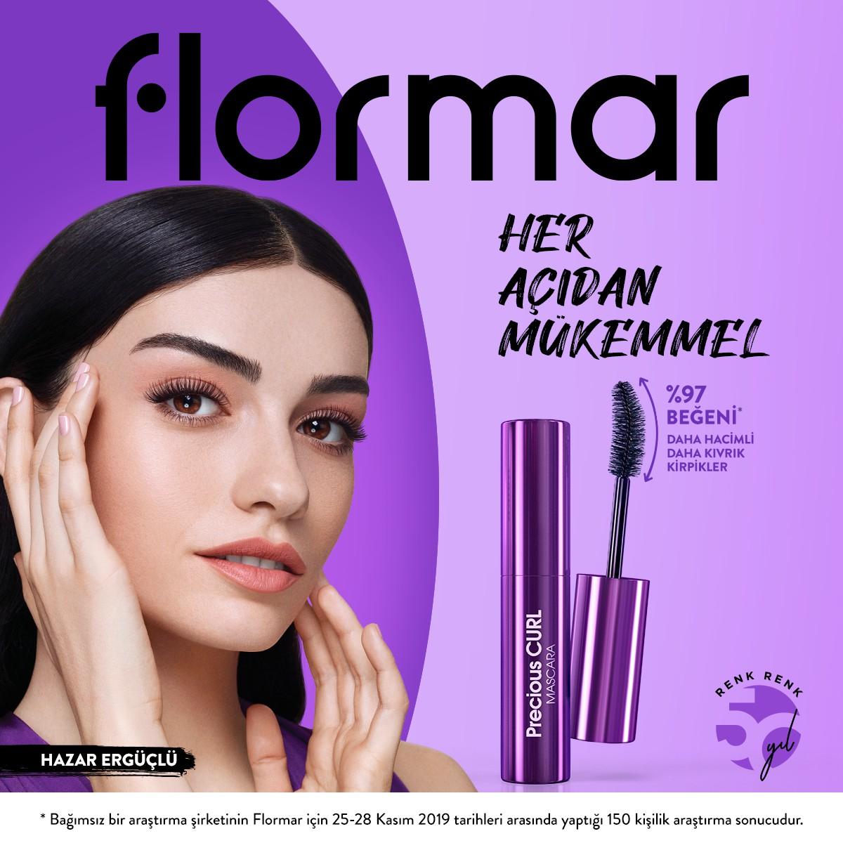 Flormar'ın yeni rimelini keşfettiniz mi?