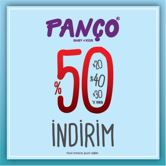 Minik ziyaretçilerimiz için #AntalyaMigros AVM Panço'da tüm ürünlerde %50'ye varan indirim başladı.  Bekliyoruz!