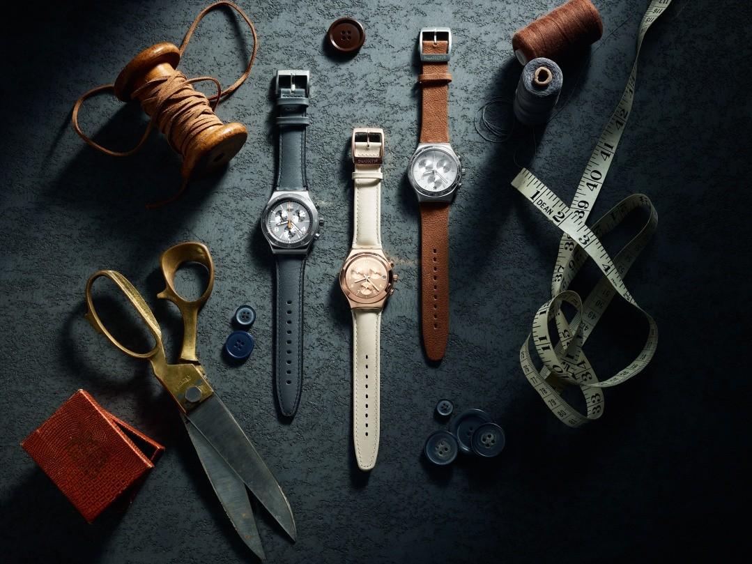#Swatch'un yeni Irony koleksiyonu ile stilini #AntalyaMigros AVM'de taçlandır. ⌚ #SwatchThis