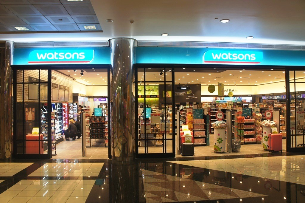 Watsons #AntalyaMigros'ta açıldı!