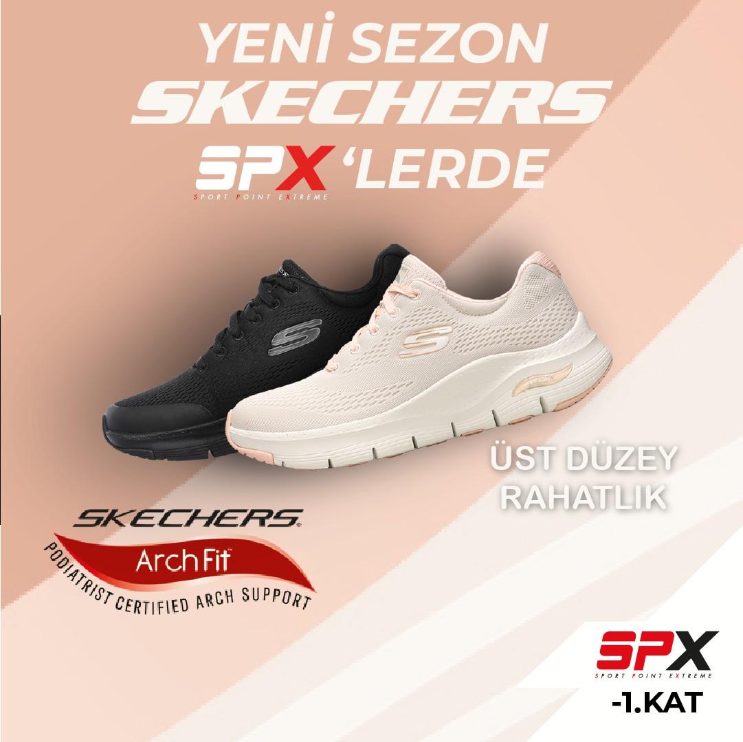 Yeni sezon Skechers'lar SPX'e geldi!