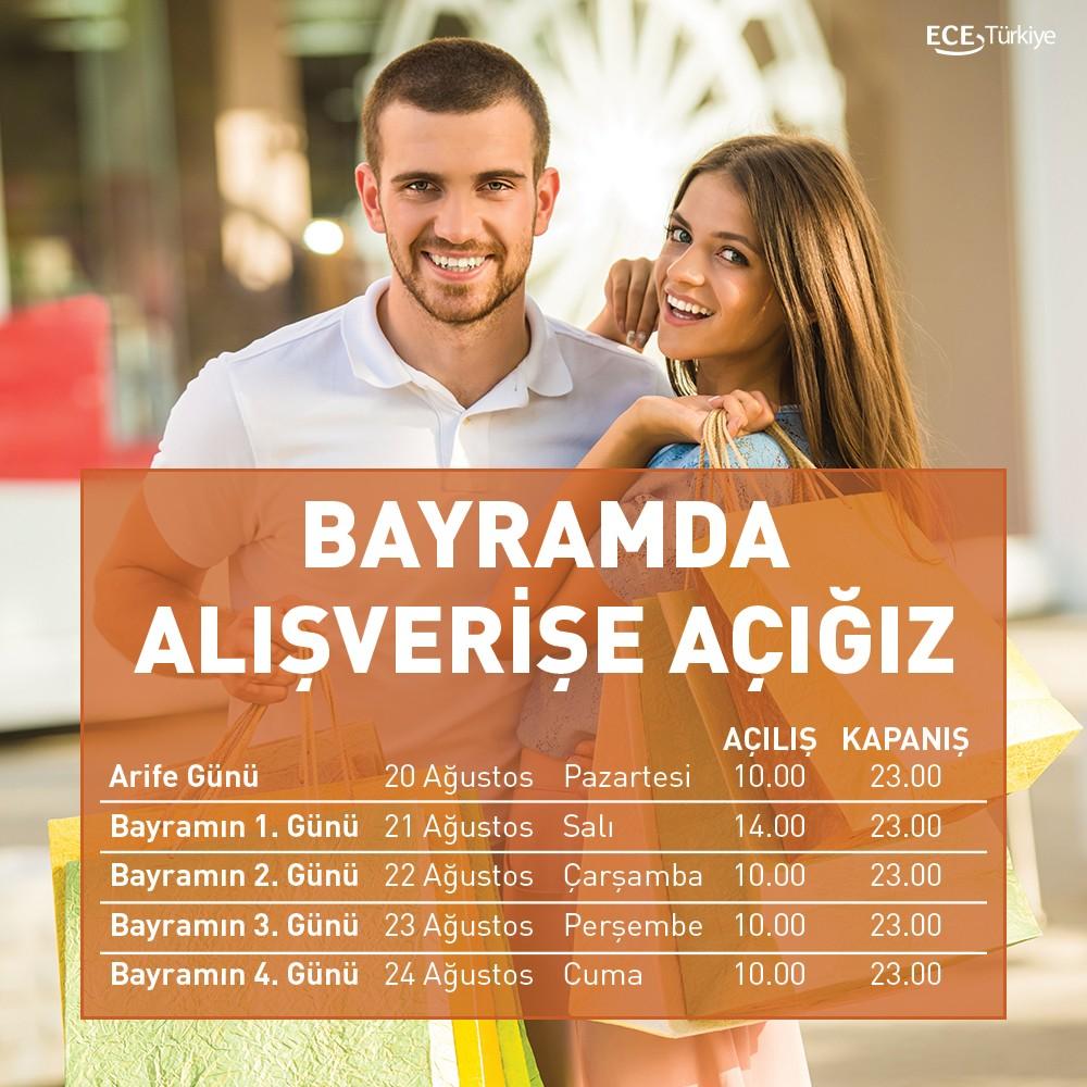#Bayram'da da bekleriz. :)