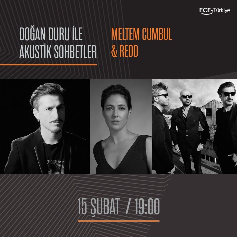Doğan Duru ile #AkustikSohbetler #AntalyaMigros AVM'de devam ediyor! 15 Şubat Perşembe 19.00'da  Meltem Cumbul ve Redd rock müzik grubu sizlerle olacak.  Etkinlik ücretsizdir, tüm ziyaretçilerimizi bekliyoruz.