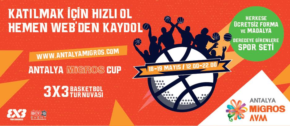 Antalya Migros Cup
