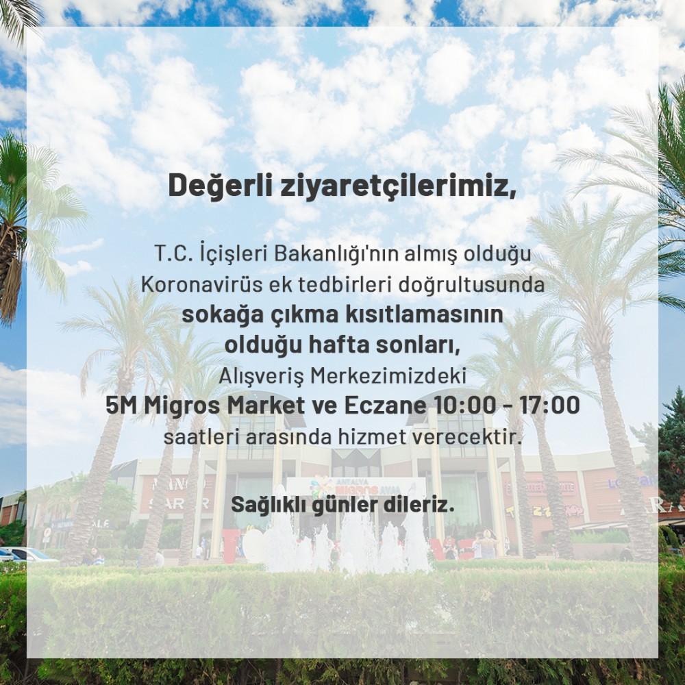 Antalya Migros AVM