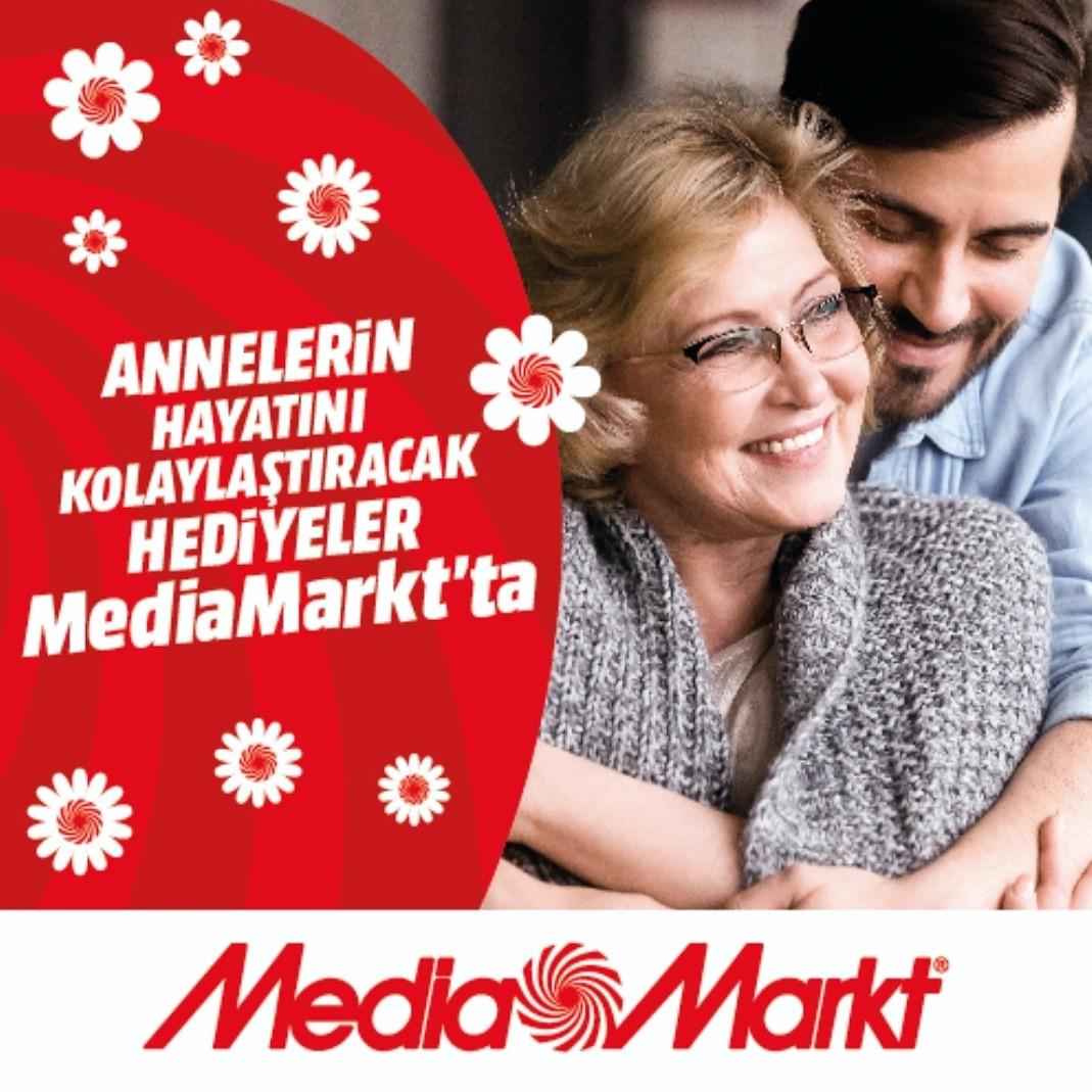 Annelerin Hayatını Kolaylaştıracak Hediyeler Media Markt'ta