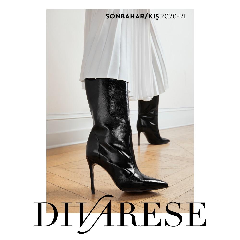 Divarese bu sezonda da ayakkabı, çanta ve aksesuar tutkunlarına son trendleri yansıtan modern tasarımlar sunuyor. Antalya Migros AVM'de ziyaret etmeyi unutmayın!