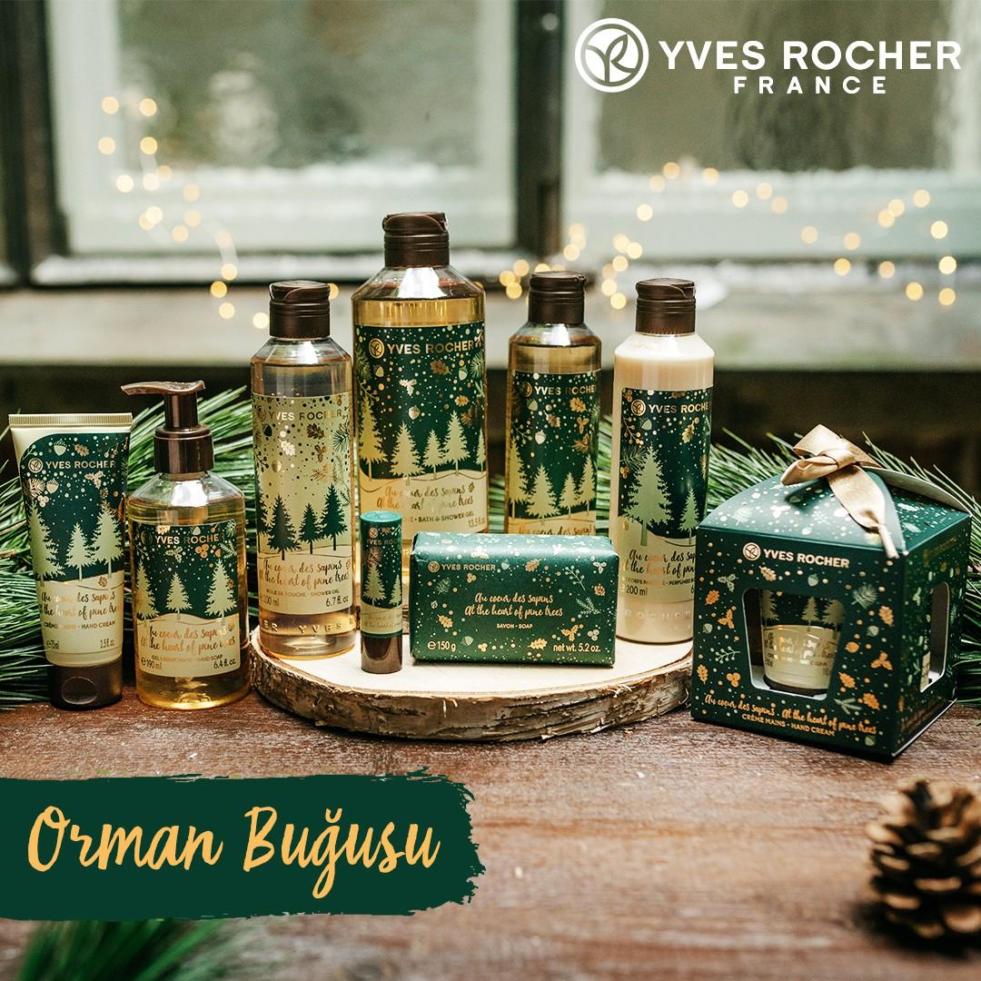 En güzel yılbaşı hediyeleri #AntalyaMigros AVM Yves Rocher'den! Sınırlı sayıdaki özel yılbaşı serilerinde, tüm parfümlerde ve tüm makyaj ürünlerinde NET %30 İNDİRİM sizleri bekliyor!