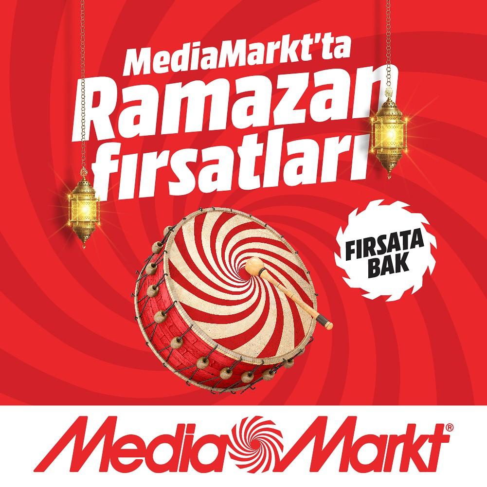 Media Markt'ta Ramazan Fırsatları Başladı!