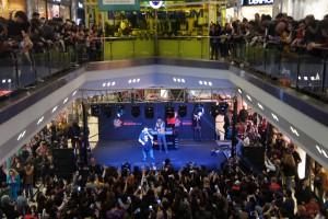 Burak King Konseri - Antalya Migros AVM