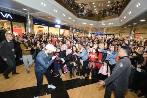 Sinan Akçıl Konseri - Antalya Migros AVM